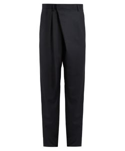 Kolor | Relaxed-Fit Pleat-Front Wool Trousers