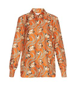 LA DOUBLEJ EDITIONS | The Aperol-Print Boy Shirt
