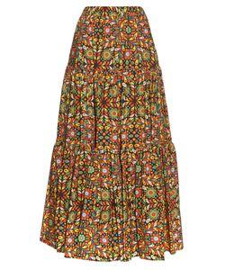 LA DOUBLEJ EDITIONS | The Confetti-Print Big Skirt