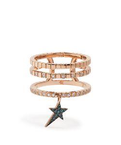 Diane Kordas | Diamond Rosecosmos Ring