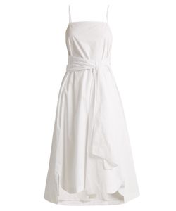 Elizabeth And James | Oak Tie-Front Cotton Dress