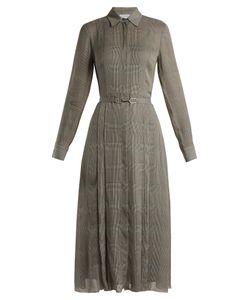Gabriela Hearst | Jane Prince Of Wales-Checked Silk Dress