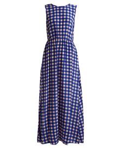 Diane Von Furstenberg | Cossier-Print Silk Maxi Dress
