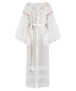 Vita Kin | Butterfly Embroidered Linen Dress