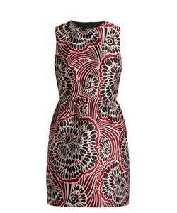 Red Valentino   Bambolina Jacquard Mini Dress