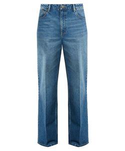 RAEY | 1970s Press-Front Jeans