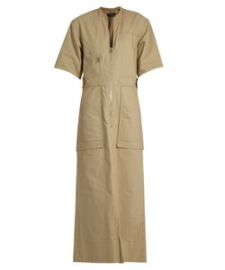 Isabel Marant | Toby Cotton-Twill Maxi Dress