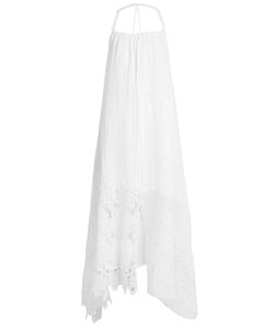 ANJUNA | Elena Lace-Trimmed Maxi Dress