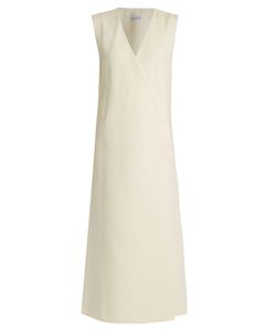 RAEY | Sleeveless Crepe Wrap Dress