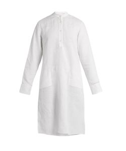 PALMER/HARDING | Stand-Collar Long-Sleeved Kaftan