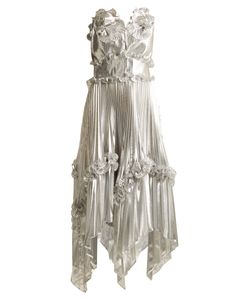 ZANDRA RHODES ARCHIVE | Archive Ii The 1977 Sunray Gown
