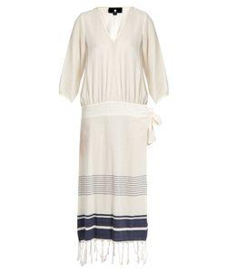 SU | Laguna Cotton-Blend Midi Dress