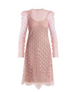 Nina Ricci | Polka-Dot Tulle Dress