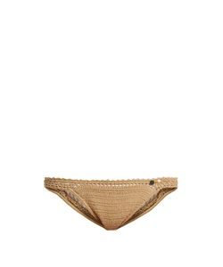 SHE MADE ME | Essential Cheeky Crochet Bikini Briefs