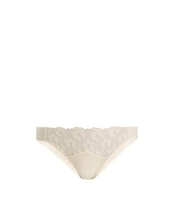 Hanro | Emina Lace Panel Briefs