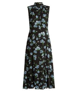 Emilia Wickstead | Jolene Print Georgette Dress