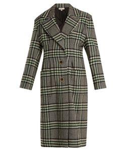 Natasha Zinko | Single-Breasted Wool-Blend Tweed Coat