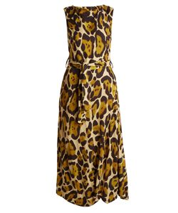 Vivienne Westwood Anglomania | Vasari Print Draped Dress