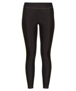 Laain | Contrast-Stitch Performance Leggings