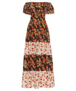 Athena Procopiou | Seven Wonders Off-The-Shoulder Dress