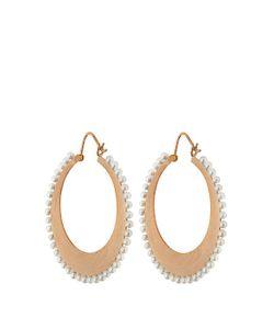 IRENE NEUWIRTH | Akoya Pearl Yellow-Gold Earrings