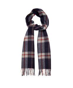 Begg & Co | Vigo Tartan Wool And Cashmere-Blend Scarf