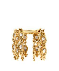 MARIA TASH | Diamond Yellow-Gold Earring
