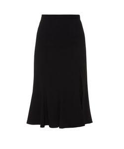 Altuzarra | Holliday Side-Slit Fluted Skirt