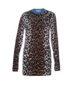 Stella Mccartney | -Jacquard Long-Sleeved Sweater