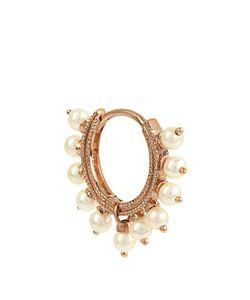 MARIA TASH | Pearl Rose-Gold Earring