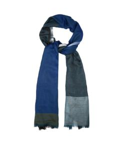 Begg & Co | Wispy Colour-Block Cashmere Scarf