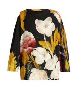 Vivienne Westwood Anglomania | Fatima Floral-Print Crepe Blouse
