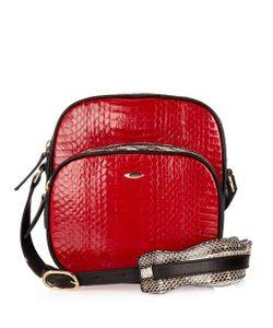 F.E.V. | Bon Bon Snakeskin Cross-Body Bag