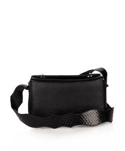 F.E.V. | Time Square Leather Cross-Body Bag