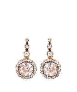 SELIM MOUZANNAR | Diamond Morganite Pink-Gold Beirut Earrings