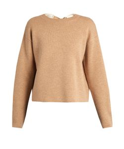 Proenza Schouler | Double-Faced Cashmere-Knit Self-Fastening Sweater