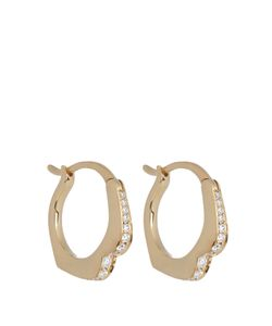 RAPHAELE CANOT   Omg Diamond Yellow-Gold Earrings