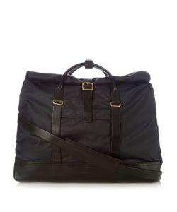 MALLE | Jack Cotton Canvas Pannier Shoulder Bag