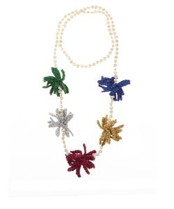 LUCY FOLK | Spritz Pearl Necklace