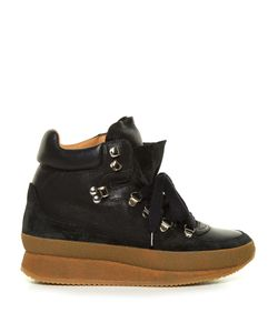 Isabel Marant | Étoile Brent Concealed-Wedge Ankle Boots