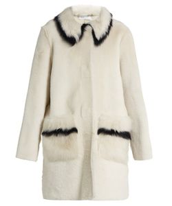 INÈS & MARÉCHAL | Aquavit Shaved-Shearling Coat