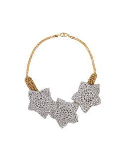 LUCY FOLK | Starry Eyed Crochet Necklace