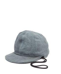 BY WALID | Handkerchief Jockey Hat