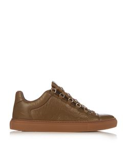 Balenciaga | Arena Low-Top Leather Trainers