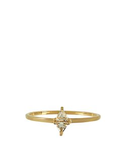 ELISE DRAY | Topaz Yellow-Gold Ring