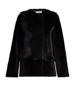 INÈS & MARÉCHAL | Adeline Fur-Panel Coat