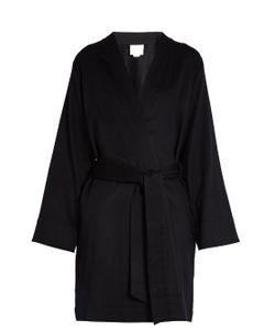 MORPHO + LUNA   Cate Cashmere Robe