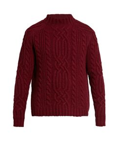 RAEY | Cable-Knit Wool Sweater