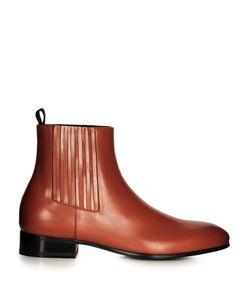 Balenciaga | Leather Chelsea Boots