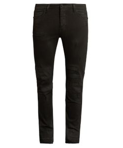 NEUW DENIM | Iggy Skinny Distressed Jeans
